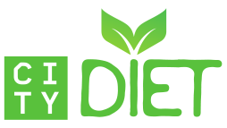 CITY DIET Logo